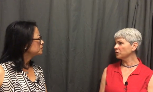 Catherine Gallagher interviewed by Colleen Lye
